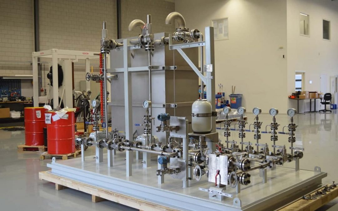 Manufacturing Chemical Dosing, Pressure Reducing Skids